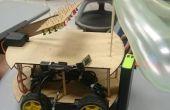 Ferngesteuertes Auto mit Arduino und Bluetooth-