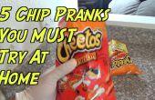 5 Streiche mit Chips man kann