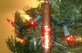 Zigarre Christmas Ornaments
