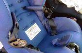 Flüssigkeit abgekühlt Autositze für Babys (oder Sie)