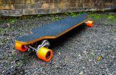 DIY-Elektro-Skateboard