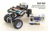 DIY Arduino Fernbedienung und Lego RC Fahrzeug!!