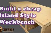 Wie man eine billige Werkbank für die Holzbearbeitung mit einer HD Kreg Jig, mit VIDEO-Tutorial zu bauen