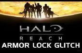 Übernachten in Rüstung Sperre für immer Halo Reach