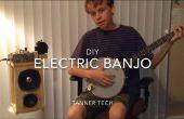 DIY-elektrische Banjo