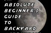 Gewusst wie: erste Schritte in der Amateur-Astronomie