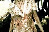 Silent Hill-Krankenschwester-Kostüm