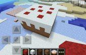 Minecraft-Riesen Kuchen