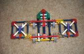 Auto-Spielzeug Flugzeug Kämpfer