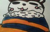 Gewusst wie: zeichnen Sie ein Hampster Schlafsack