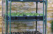 Mini-Gewächshaus-Bewässerungs-System