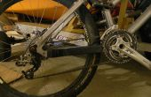 Fahrrad Reifen Kettenstrebe Protector