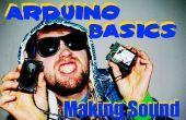 Arduino Basics: Making Ton