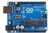 Arduino Uno R3 Batterietester