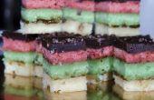 HowTo Make Rainbow Cookies