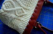 Ein Pullover Tasche Handtasche Umwandlung