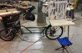 Tragbare Bicycle Reparaturstation