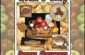 Schnelle und einfache Apfelkuchen