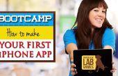 Anleitung zum Erstellen und veröffentlichen Sie Ihre erste iPhone-app