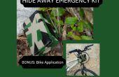 Ausblenden entfernt Emergency Kit; Mountain Bike Anwendung enthalten