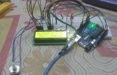 Spüren, Raumtemperatur und Anzeige im LCD mit Simulink und Arduino UNO