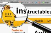 Titel Suche Hack auf Instructables.com