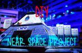 DIY-Cool in der Nähe von Weltraumprojekt