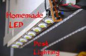Machen Sie Ihre eigene Beleuchtung dimmbare LED-Workshop! (Extrem hoher Wirkungsgrad)