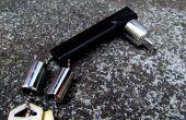 Tasche Steckschlüssel (Schlüsselanhänger)