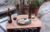 Wein Barrel Rack