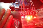 Kapazitiver Sensor mit Bargraph