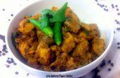 Würzige Pilz schwarzer Pfeffer Chicken
