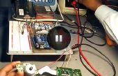 CD-ROM brushless Moter laufen