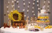 Mittelstücke Hochzeit
