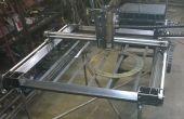 CNC-Plasma-Tabelle