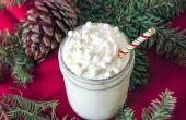 Weiße Weihnachten Frappuccino-Rezept