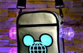 Mit Magic-Technologie hergestellt benutzerdefinierte Disney World Tasche mit