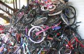 Kauf gebrauchter Fahrräder für Anfänger