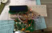 LCD-Steuerung mit LinkIt ONE Board