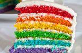Wie man die besten Regenbogen Kuchen!