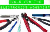 Werkzeuge für die Elektronik-Bastler