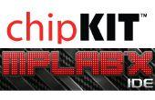 Start eines Projekts in MPLAB X für ChipKIT Produkte