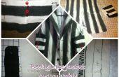 BeetleJuice Jacke mit Rigging-Kostüm