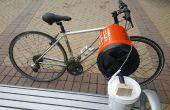 SudsCycle: Ein Fahrrad-Powered Waschmaschine (Prototyp 1.0)