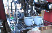 Wie erstelle ich ein Cafe Mokka zu Hause