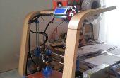 Aus einem Ikea Hocker zu (POÄNG)-3D-Drucker!