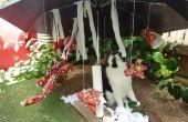 """Tropischen Katze Weihnachten """"Tree"""""""