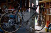 Fahrrad Montageständer (einfach, billig, schnell)