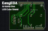 Wie erstelle ich ein Arduino Shield sehr einfach (mittels EasyEDA)