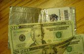 Tasche für Wertsachen in Ihrem Rucksack versteckt
